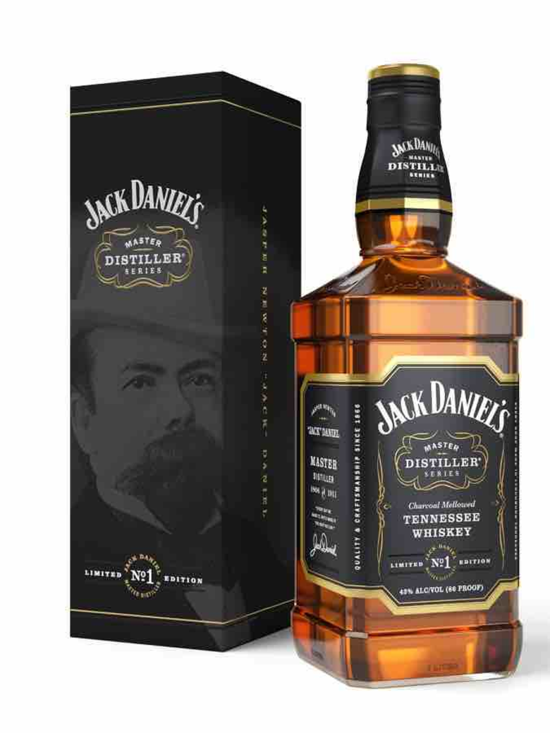 Jack Daniels Master Distiller 750cc