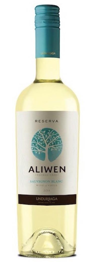 Vino Undurraga Aliwen Sauvignon Blanc 750cc