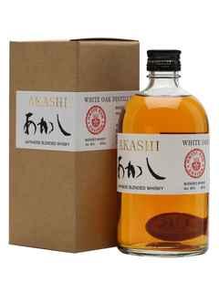 Whisky Japonés Akashi Black 500cc 40º alc.