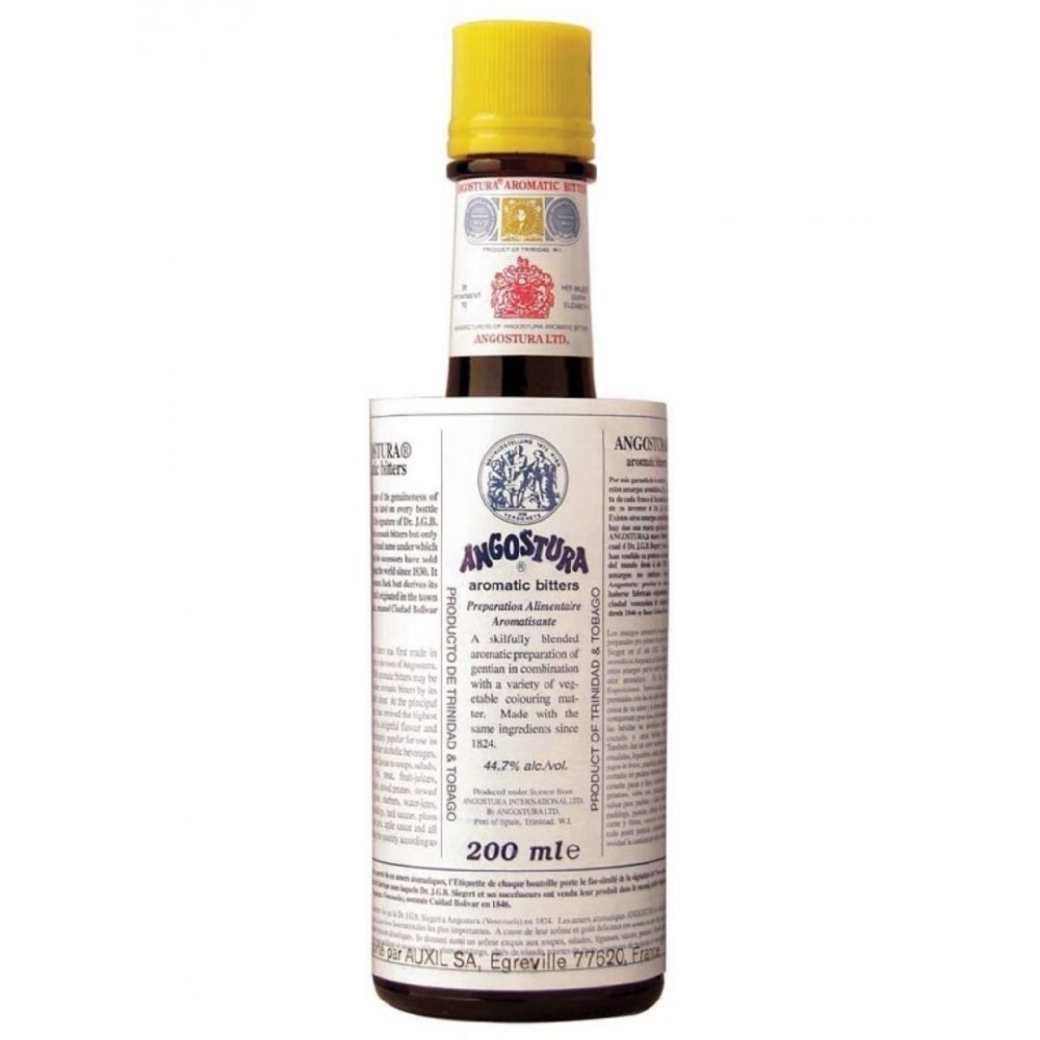 Licor Amargo Angostura 100ml