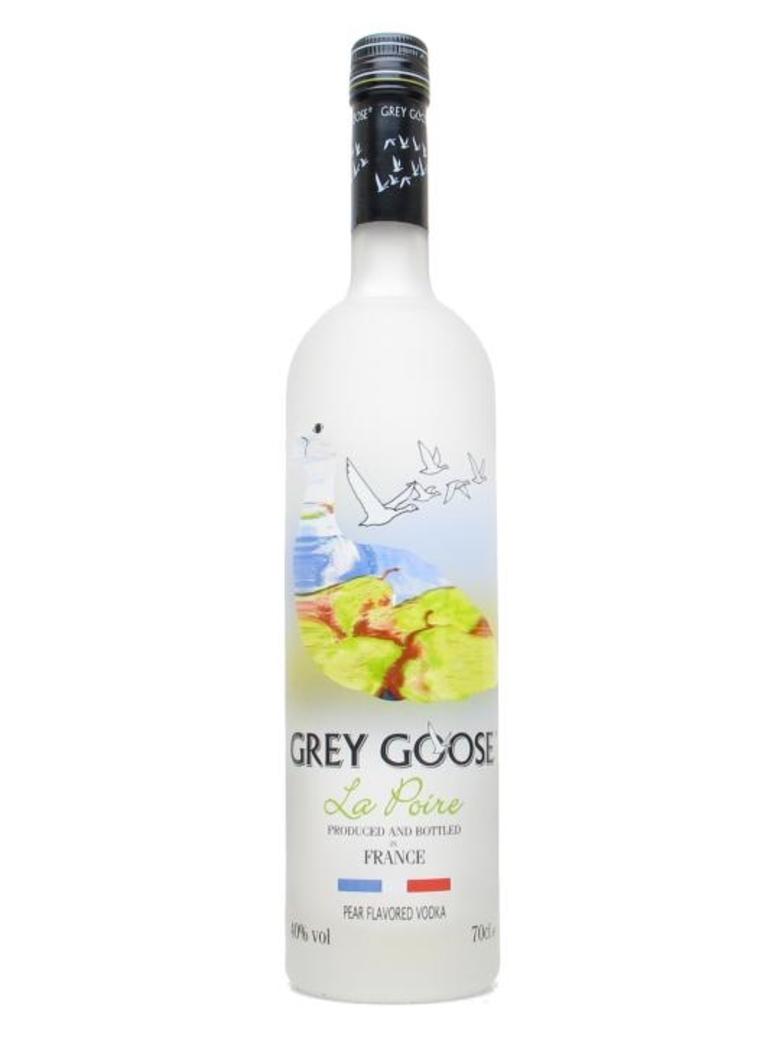 Vodka Grey Goose La Poire 750cc 40º alc.