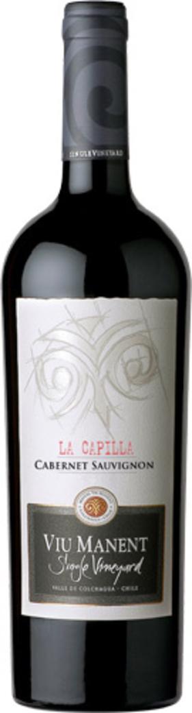 Vino Viu Manent Single Vineyard La Capilla Cabernet Sauvignon 750cc