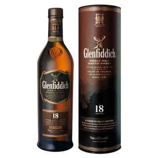 Whisky Glenfiddich 18 años 750cc 40º alc.