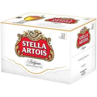 24x Cerveza Stella Artois en Botellas 330cc
