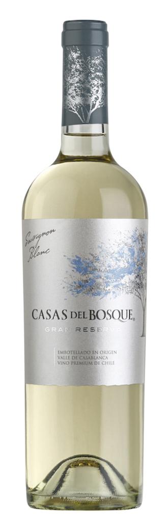 Vino Casas del Bosque Gran Reserva Sauvignon Blanc 750cc