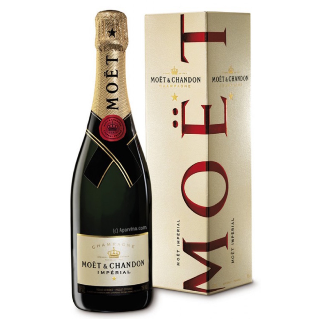 Champagne Moet & Chandon Brut Imperial 750cc