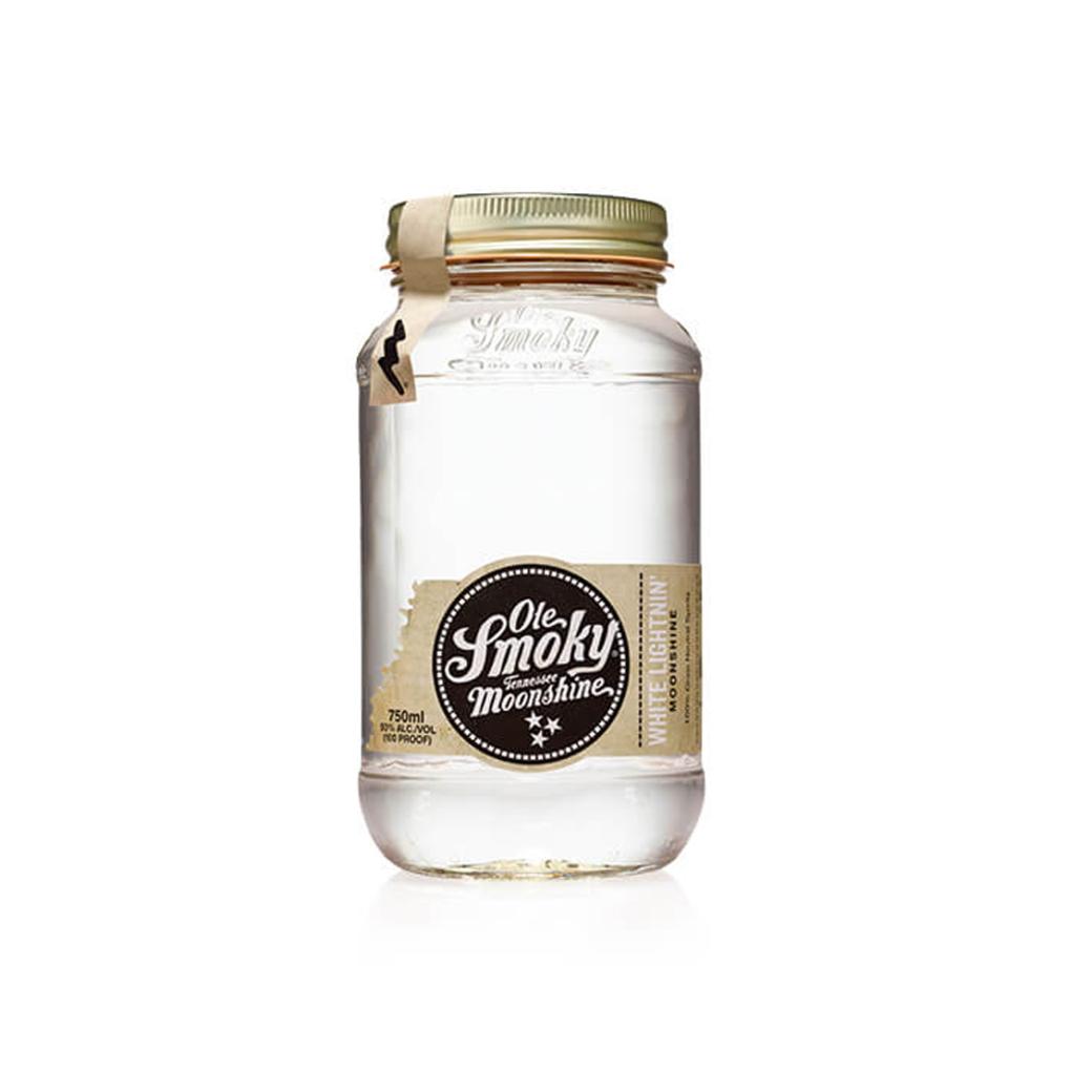 Ole Smoky Moonshine White Lightnin' 750cc