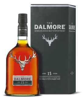 Whisky Dalmore 15 años 750cc 40º alc.