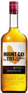 Ron Mount Gay Eclipse Black 750cc 50º alc.
