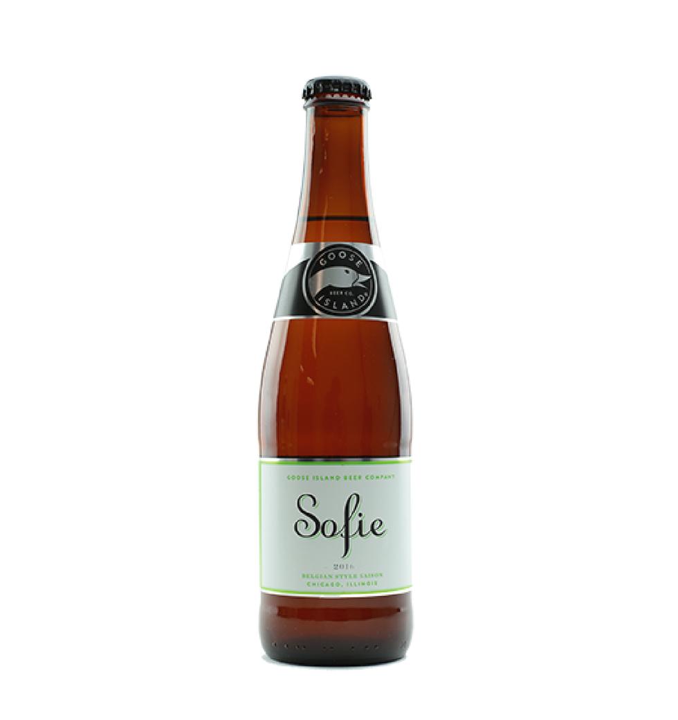 Cerveza Goose Island Sofie 355cc
