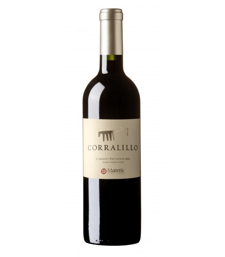 Vino Matetic Corralillo Cabernet Sauvignon 750cc