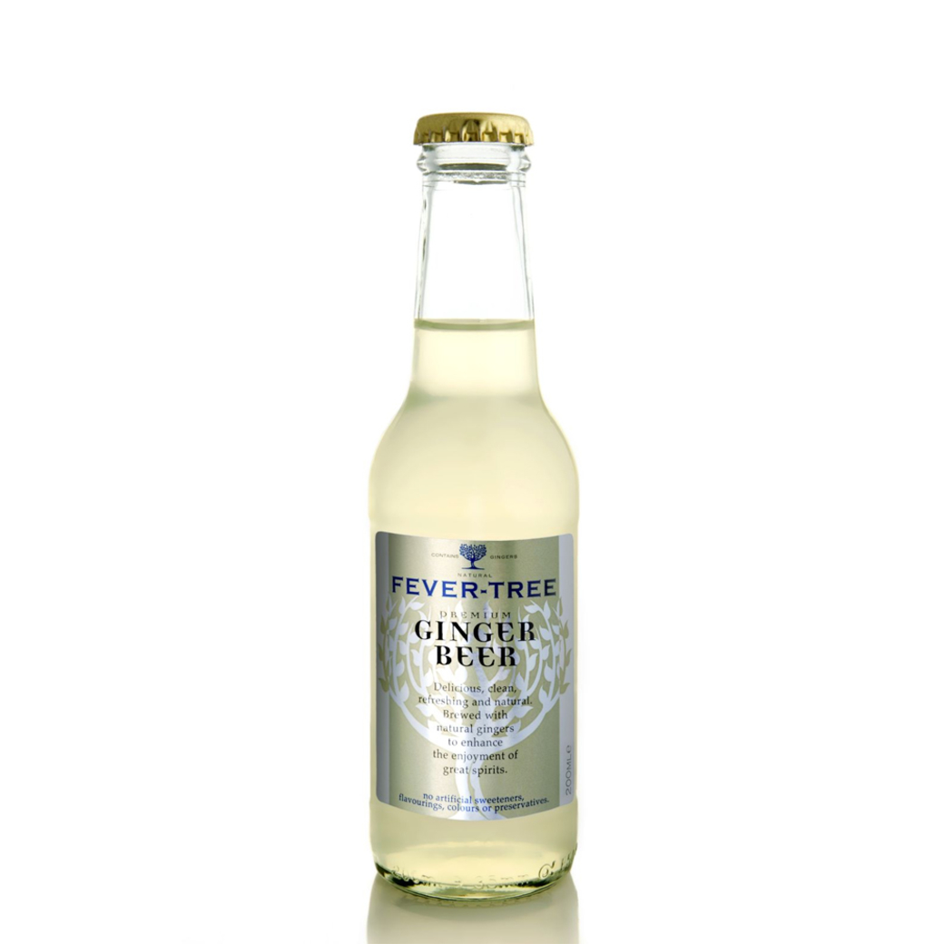 Tonic Water Fever Tree Premium Ginger Beer 200cc