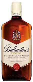 Whisky Ballantines 1 Litro 40º alc.