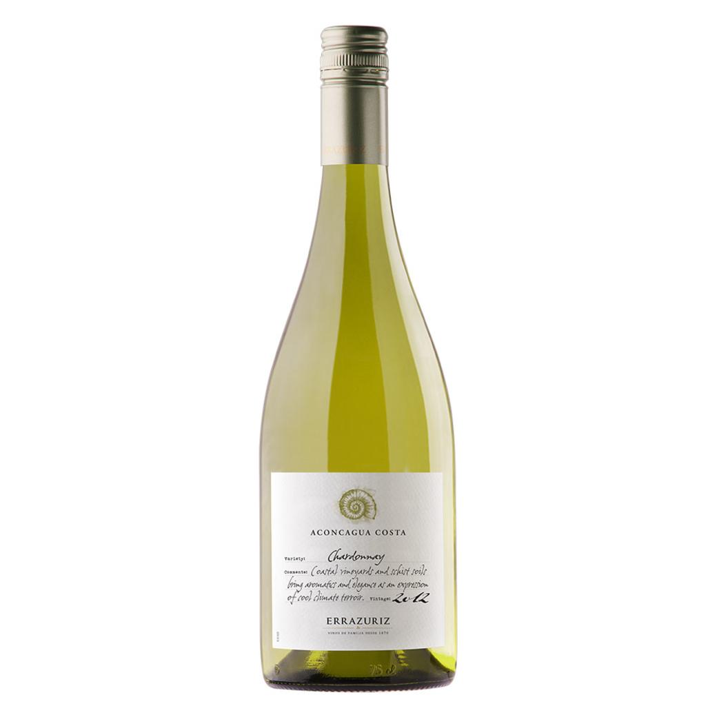 Vino Errazuriz Aconcagua Costa Chardonnay Single Vineyard 750cc
