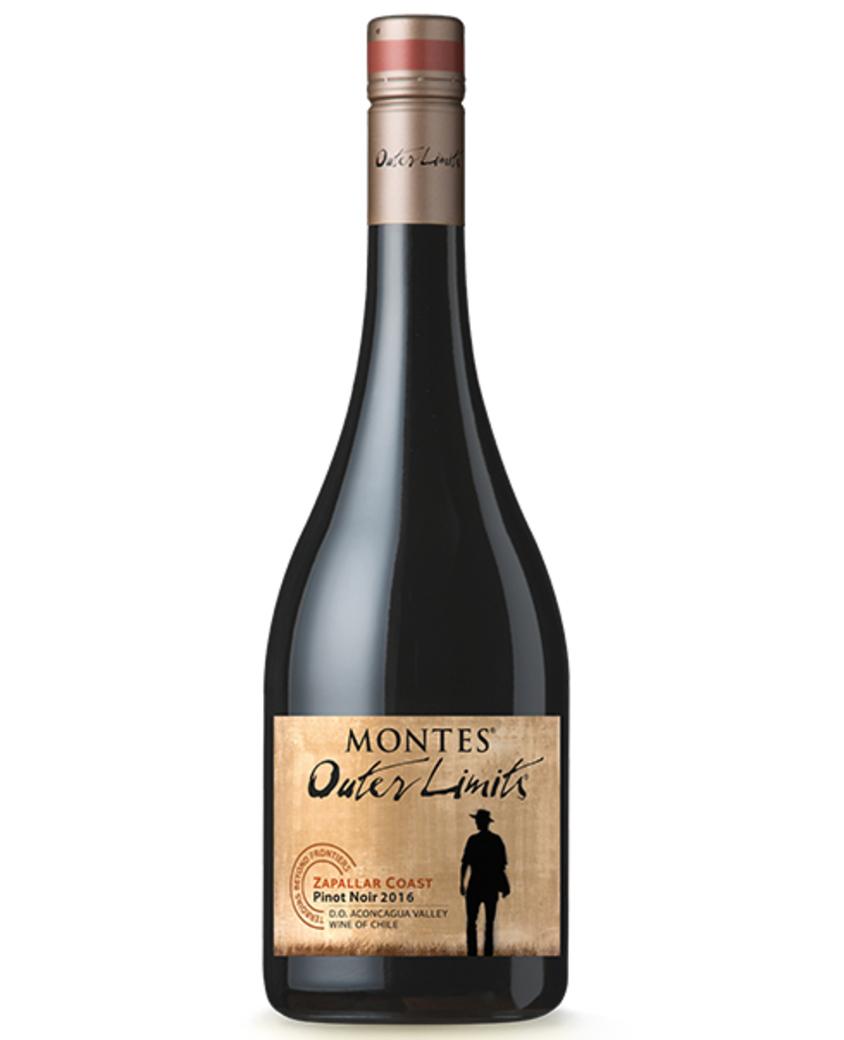 Vino Montes Outer Limits Pinot Noir 750cc