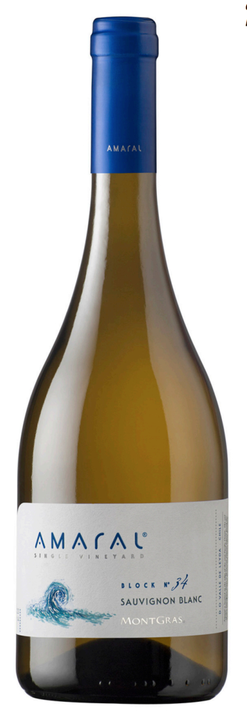 Vino Amaral Block 34 Single Vineyard Sauvignon Blanc 750cc