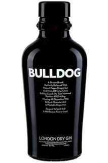 Gin Bulldog London Dry 750cc 40º alc.