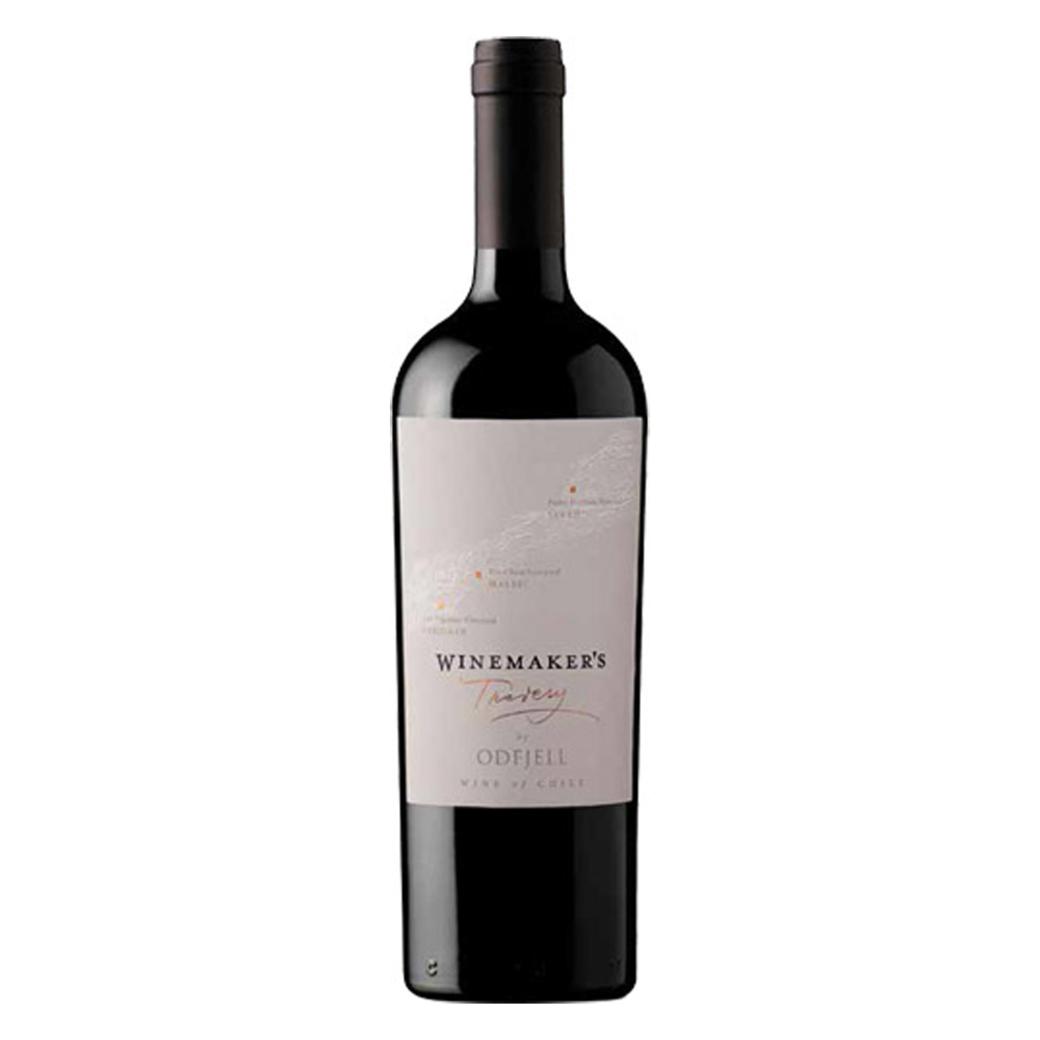 Vino Odfjell Winemakers Travesy (MA/CG/SY) 750cc