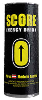 Score Energy Drink 250cc