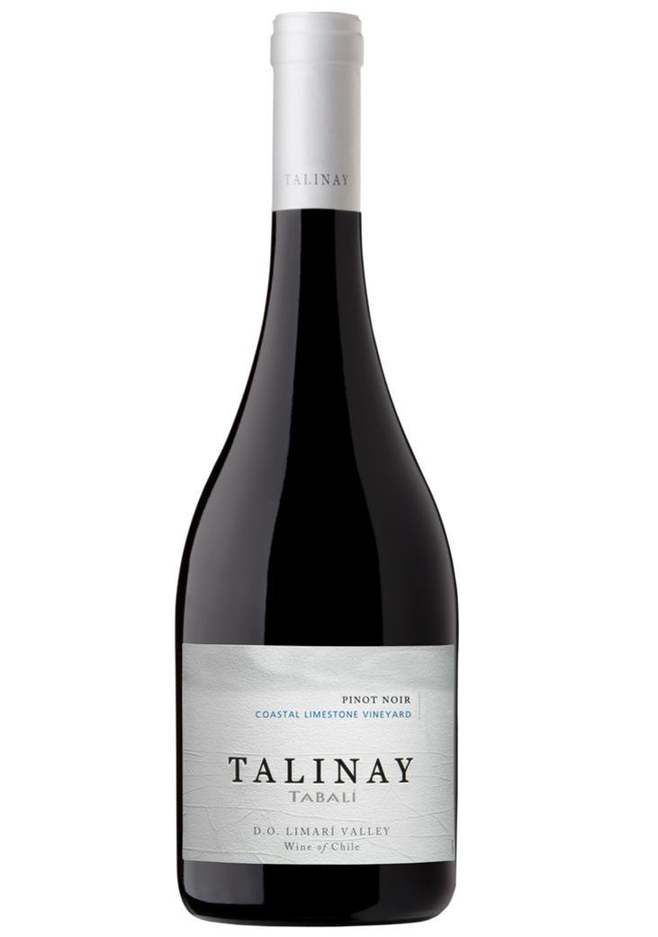 Vino Tabalí Talinay Pinot Noir 750cc