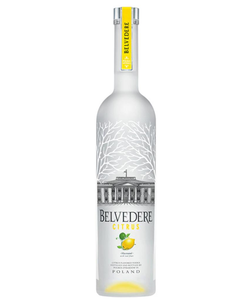 Vodka Belvedere Citrus 750cc