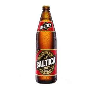 Cerveza Baltica 1 Litro