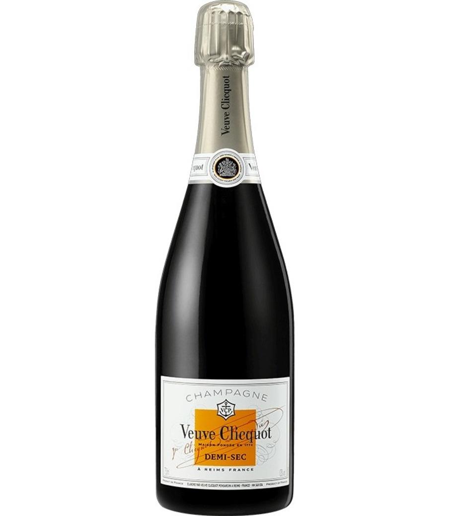 Champagne Veuve Clicquot Demi Sec 750cc