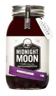 Whiskey Midnight Moon Blackberry (Mora) 750cc 50º alc.