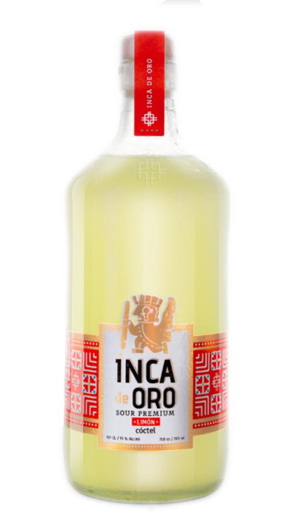 Pisco Sour Inca de Oro 700cc 15º alc.