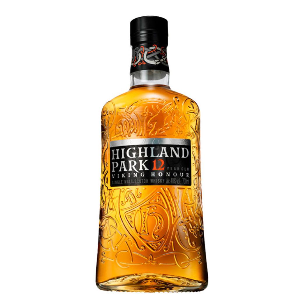 Scotch Whisky Highland Park 12 Años 700cc 40º alc.