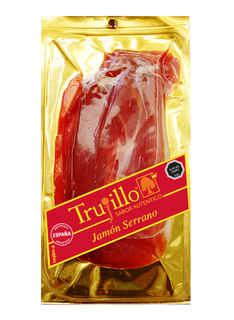 Jamón Serrano Trujillo Etiqueta Roja 80 gramos