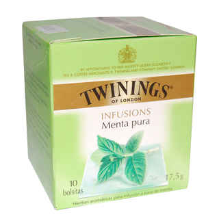 Te Twinings Menta Pura 10 Bolsitas