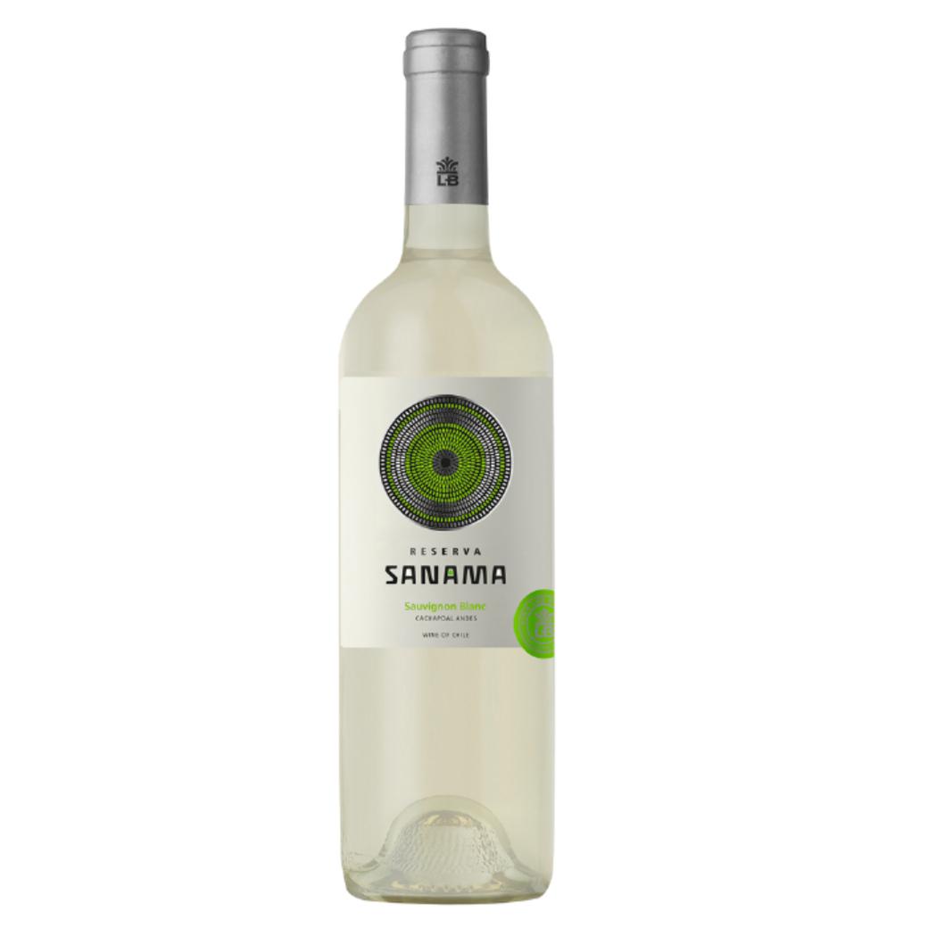 Vino Los Boldos SANAMA Sauvignon Blanc 750cc