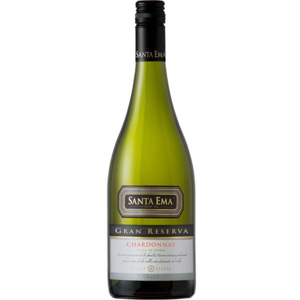 Vino Santa Ema Gran Reserva Chardonnay 750cc