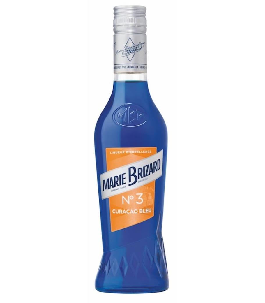 Licor Marie Brizard Curacao Bleu 700cc