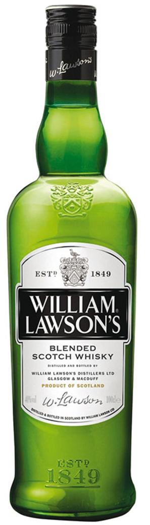 Whisky William Lawson 750cc