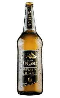 Cerveza Volcanes Premium Lager 1050cc