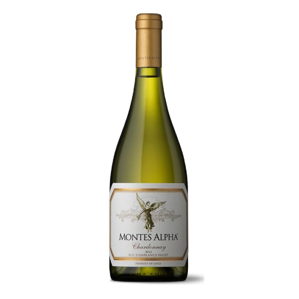 Vino Montes Alpha Chardonnay 750cc