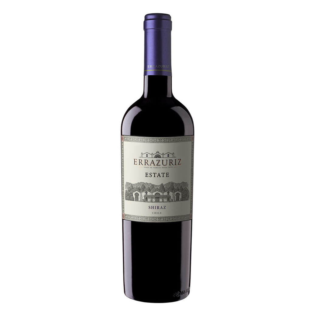Vino Errazuriz Reserva Estate Series Shiraz 750cc