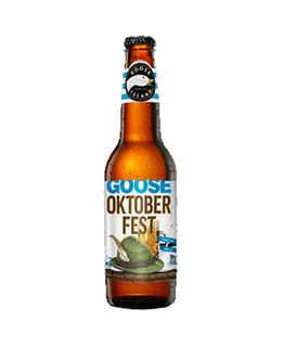 Cerveza Goose Island Oktoberfest Bier 355cc