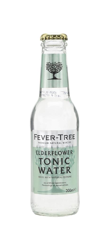 Agua Tónica Fever Tree Elderflower 200cc
