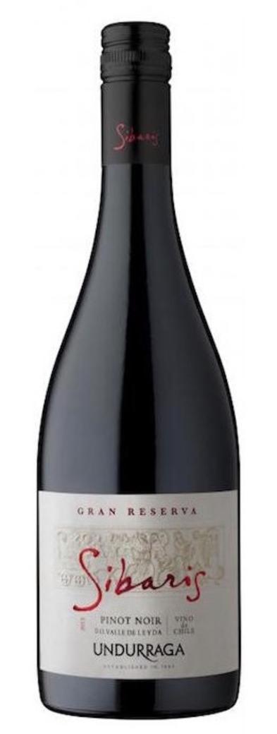 Vino Undurraga Sibaris Pinot Noir 750cc