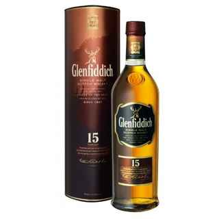Whisky Glenfiddich 15 años 750cc 40º alc.