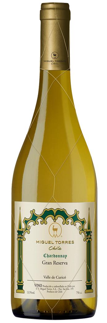Vino Miguel Torres Gran Reserva Chardonnay 750cc