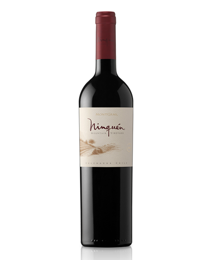 Vino Montgras Ninquén (SY/CS) 750cc