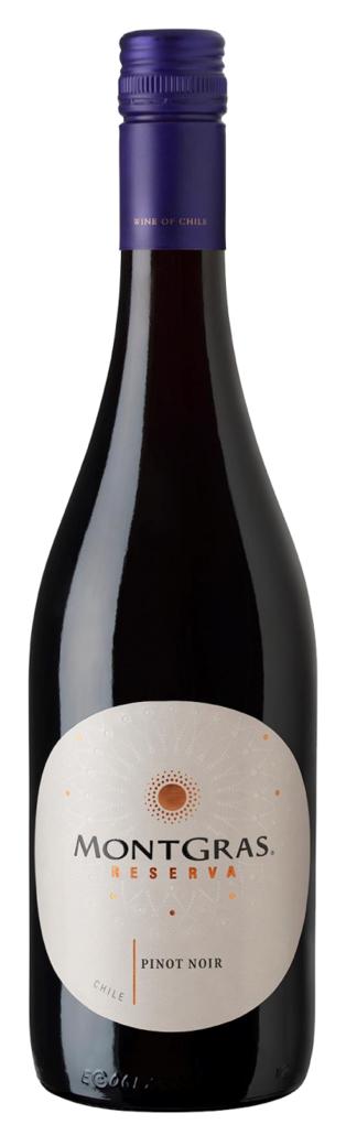 Vino Montgras Reserva Pinot Noir 750cc