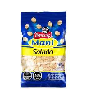 Maní Salado 180 gramos