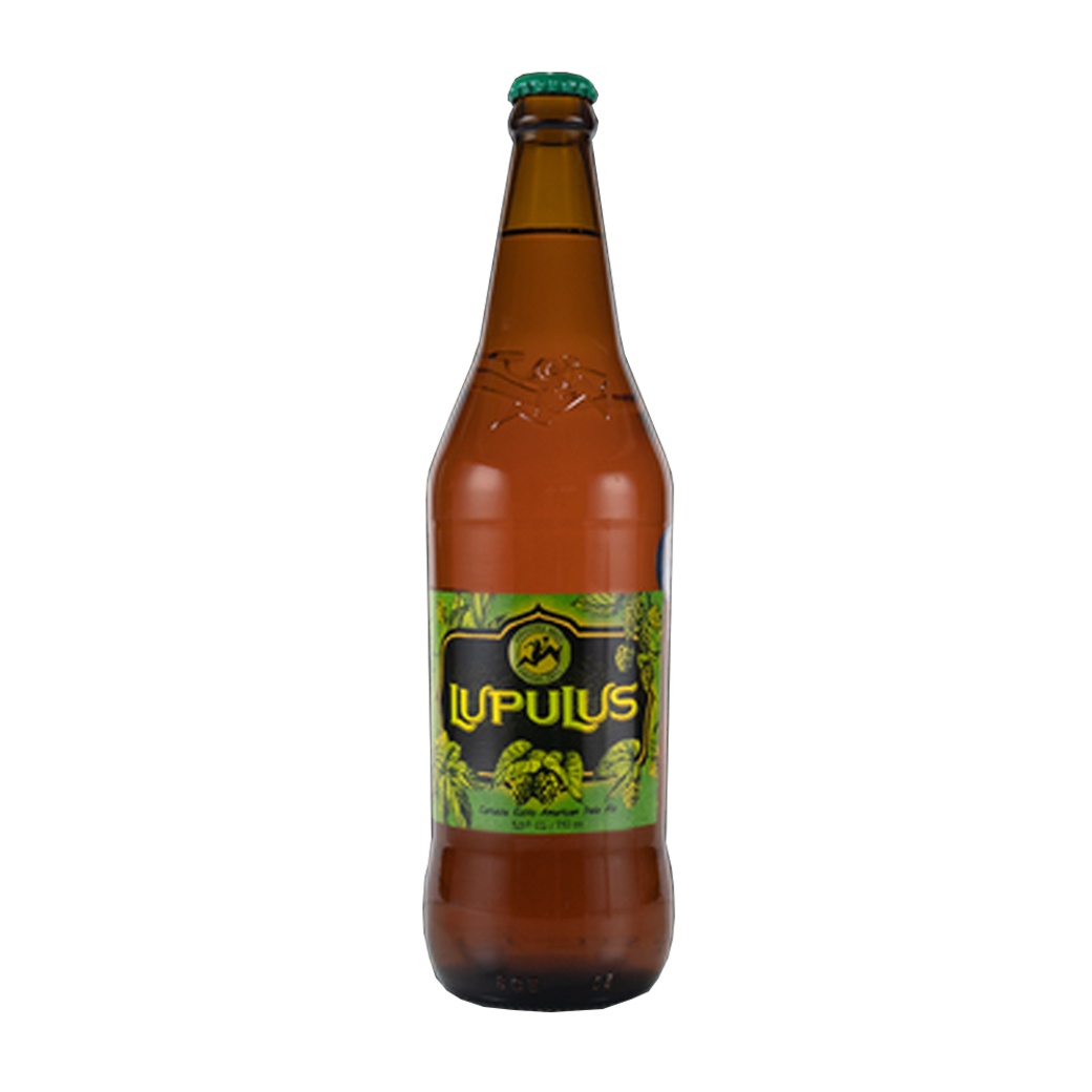 Cerveza Kross Lupulus Botella 710cc