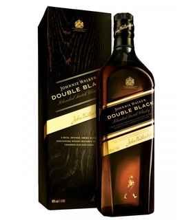 Whisky Johnnie Walker Double Black 750cc 40º alc.