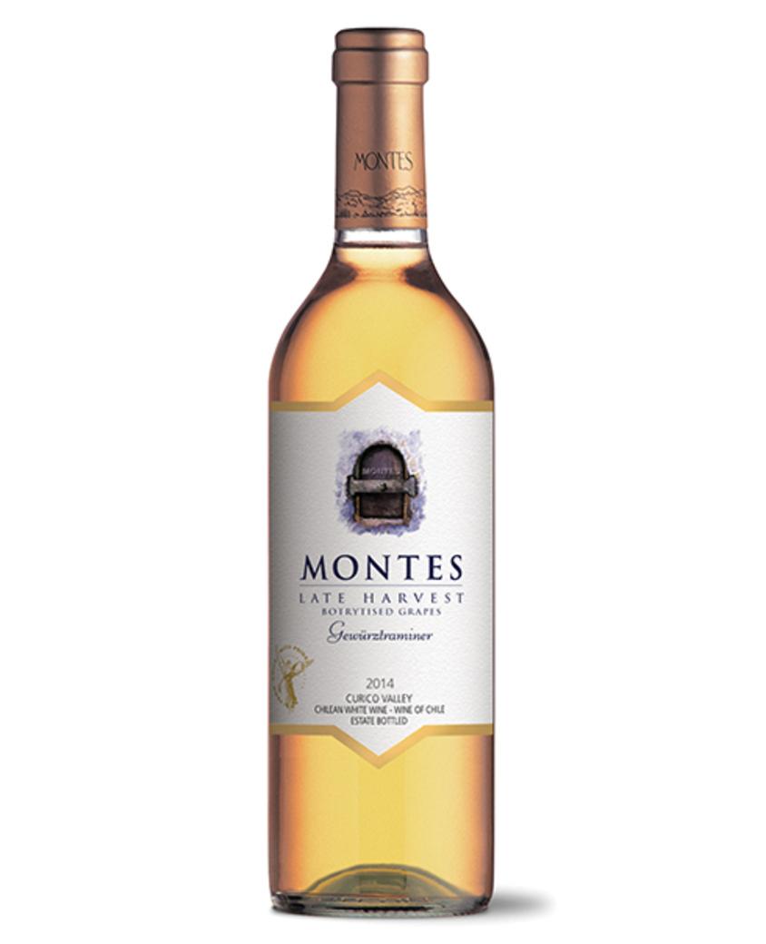 Vino Montes Late Harvest 750cc
